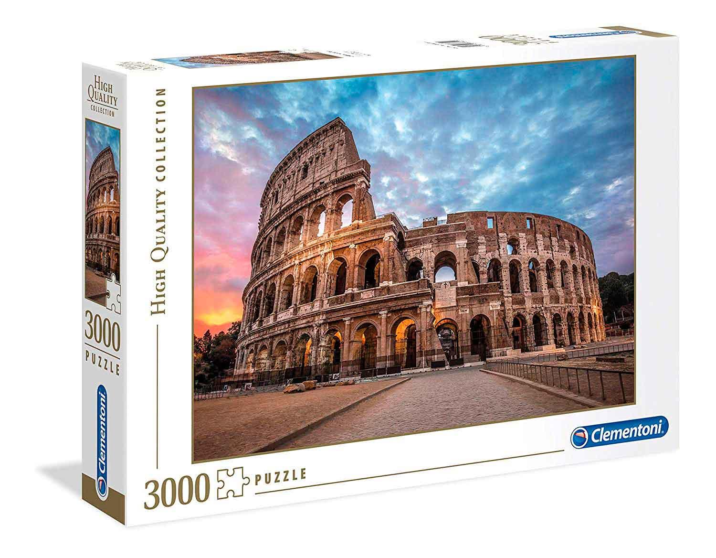 Puzzle Clementoni Amancer en el Coliseo de 3000 Piezas