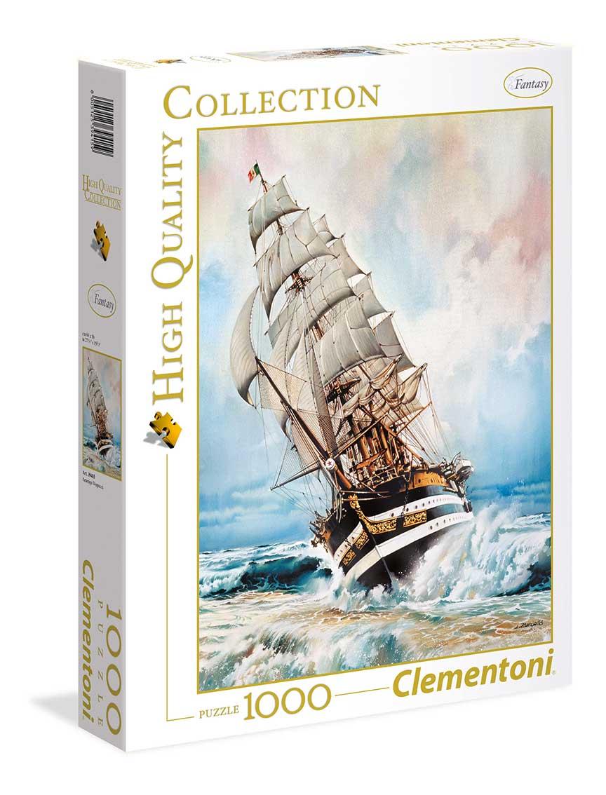 Puzzle Clementoni Américo Vespucio  de 1000 Piezas