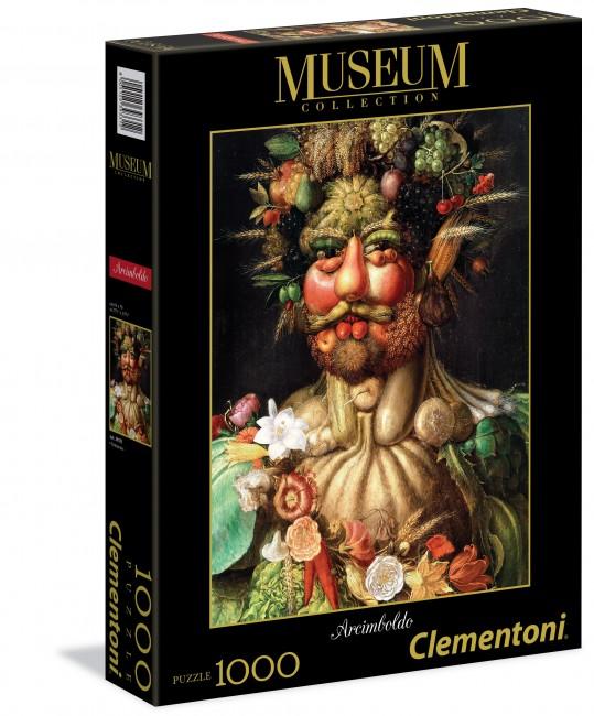 Puzzle Clementoni Arcimboldo de 1000 Piezas