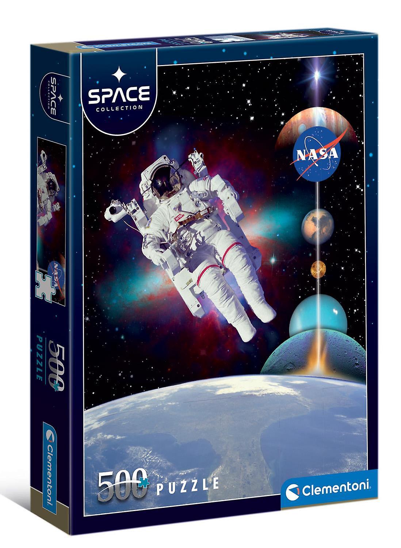 Puzzle Clementoni Astronauta de 500 Piezas