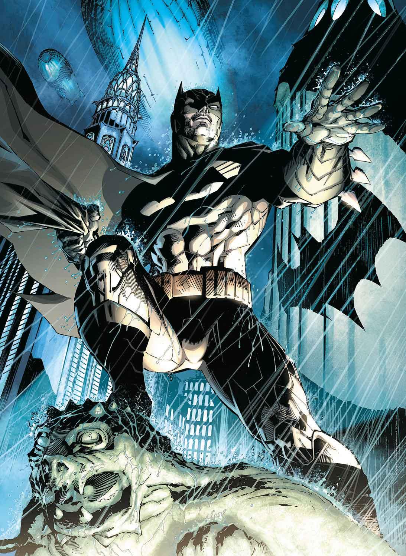 Puzzle Clementoni Batman de 1000 Piezas