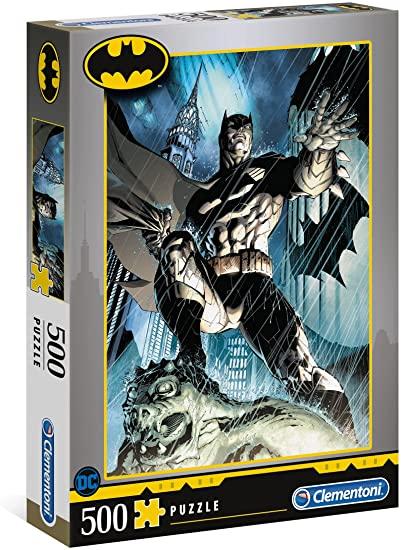 Puzzle Clementoni Batman de 500 Piezas
