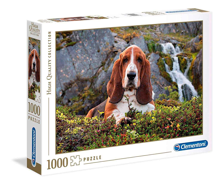 Puzzle Clementoni Chalie Brown de 1000 Piezas