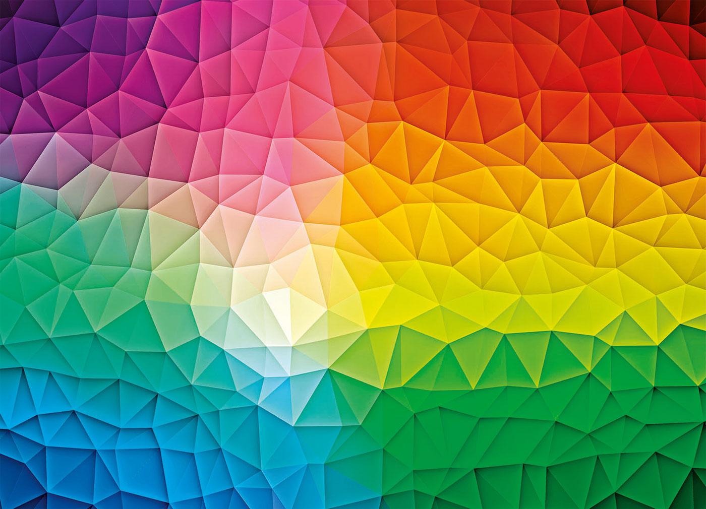 Puzzle Clementoni ColorBoom Mosaico de 1000 Piezas