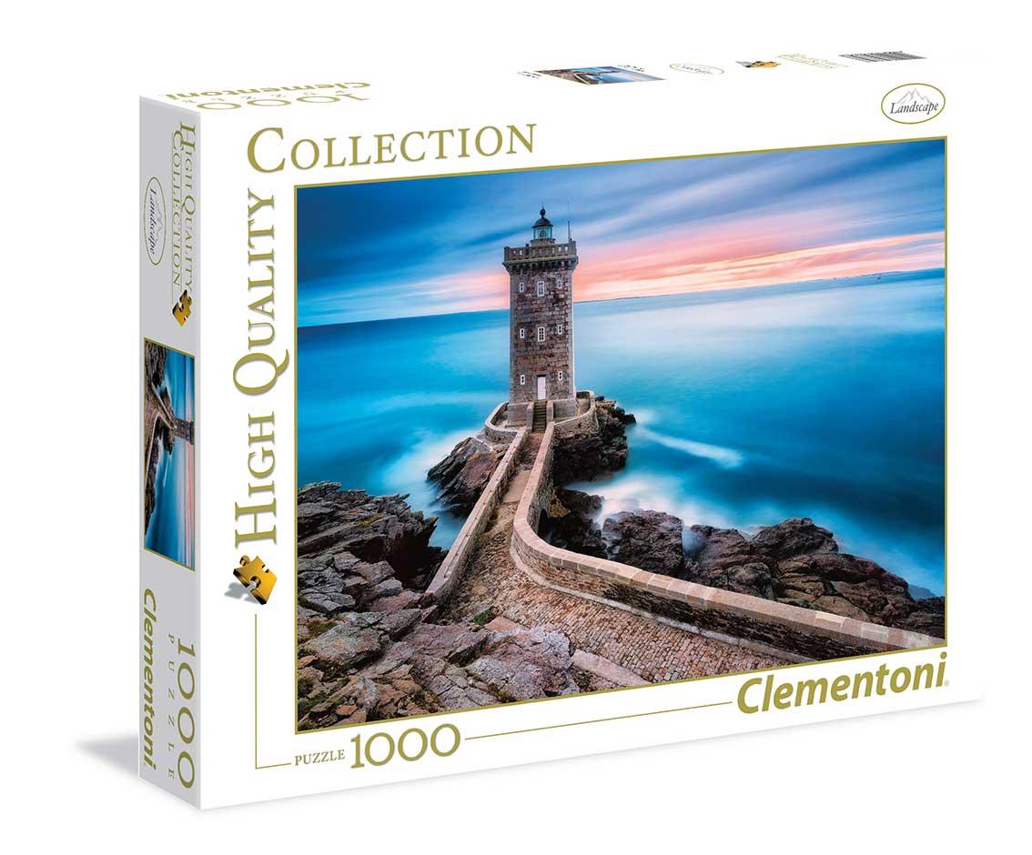 Puzzle Clementoni El Faro de 1000 Piezas