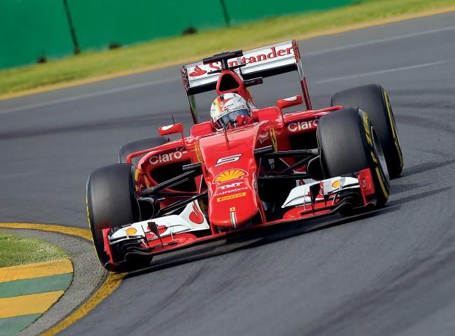 Puzzle Clementoni Ferrari F1 de 500 Piezas