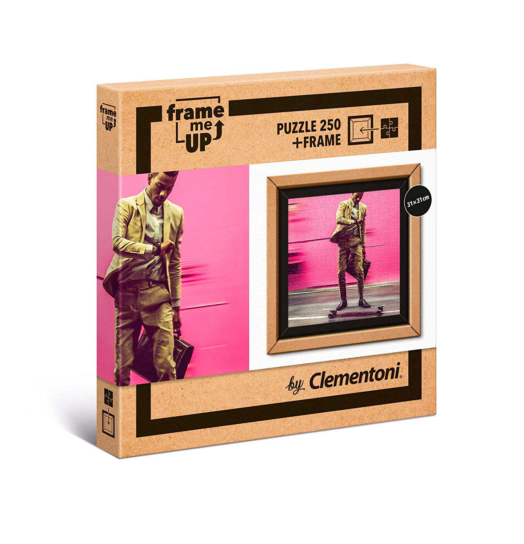 Puzzle Clementoni Frame Me Up Tiempos Modernos de 250 Pzs
