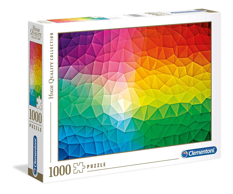 Puzzle Clementoni Gradiente de 1000 Piezas