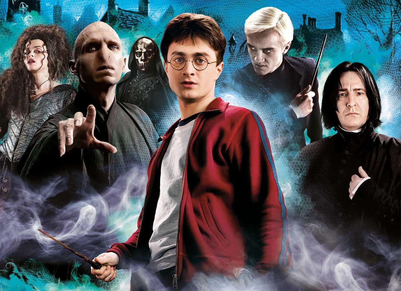 Puzzle Clementoni Harry Potter de 1000 Piezas