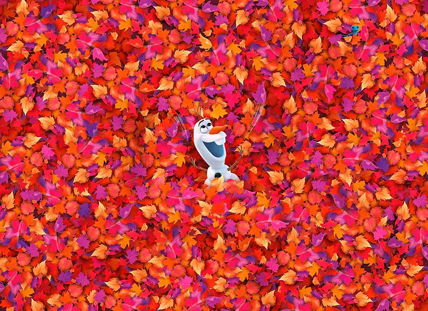 Puzzle Clementoni Imposible Frozen 2 de 1000 Piezas