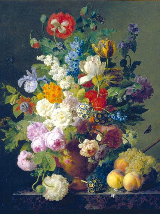 Puzzle Clementoni Jarrón con Flores de 1000 Piezas