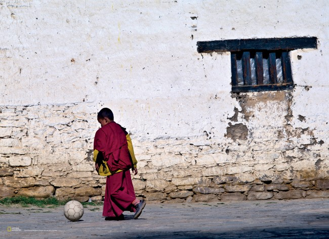 Puzzle Clementoni Joven Monje Budista de 1000 Piezas