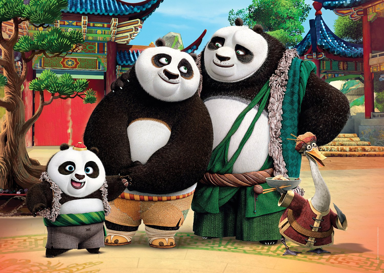 Puzzle Clementoni Kung Fu Panda 3 24 Piezas