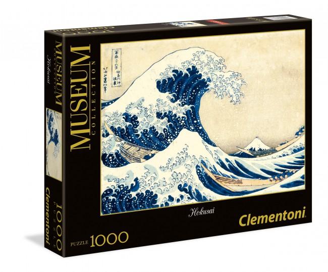 Puzzle Clementoni La Gran Ola de 1000 Piezas