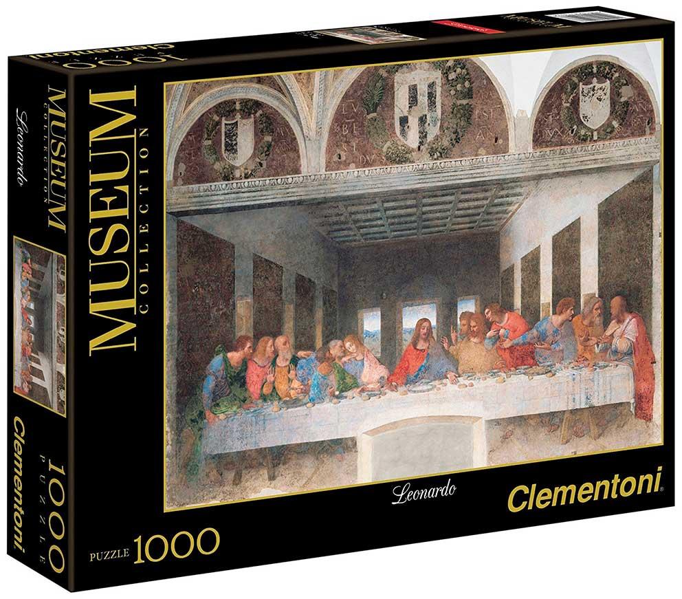 Puzzle Clementoni La Última Cena de 1000 Piezas