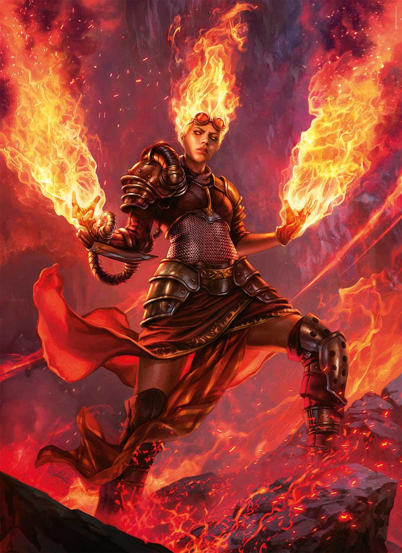 Puzzle Clementoni MAGIC Chandra El infierno de 1000 Piezas