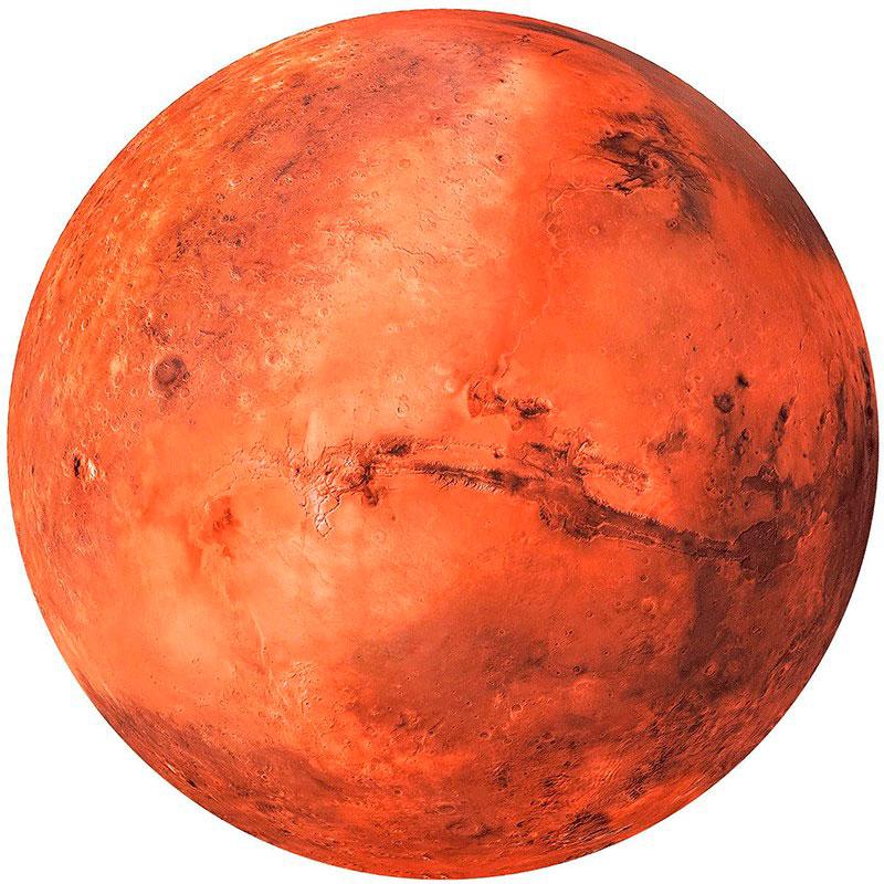 Puzzle Clementoni Marte de 500 Piezas