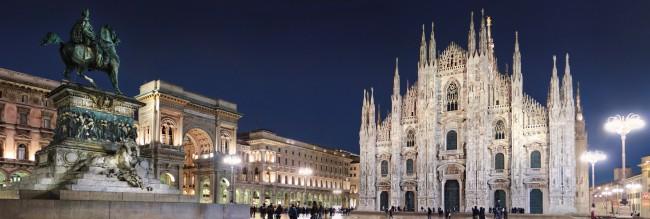 Puzzle Clementoni Milan de 1000 Piezas