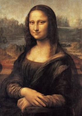 Puzzle Clementoni Mona Lisa de 1000 Piezas