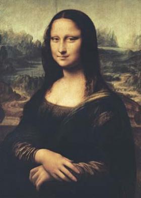 Puzzle Clementoni Mona Lisa de 1500 Piezas