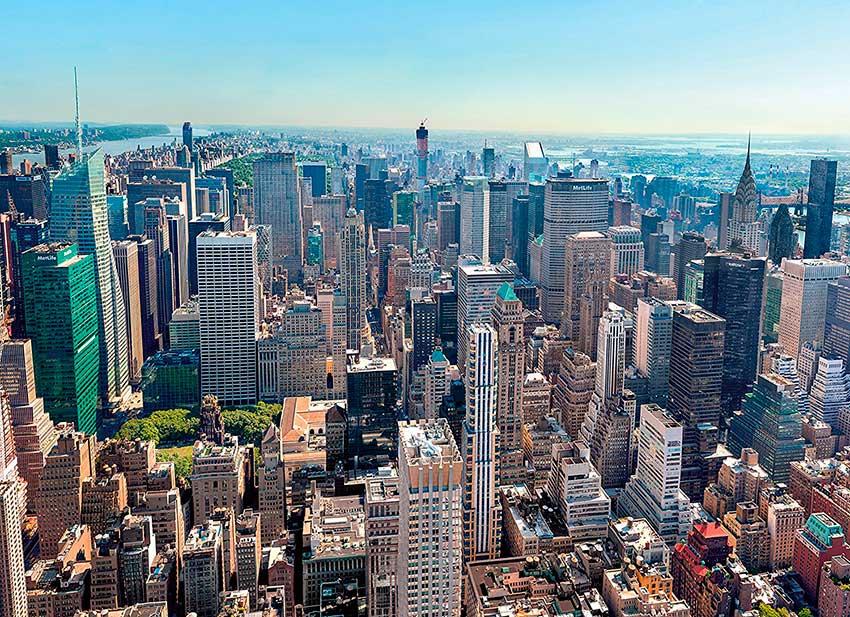 Puzzle Clementoni Realidad Virtual Nueva York de 1000 Piezas