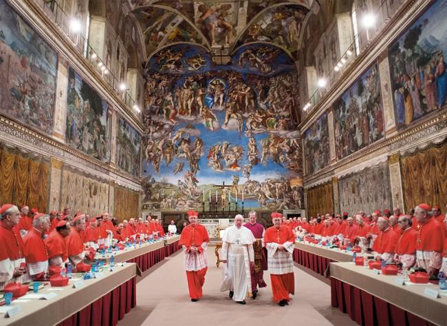 Puzzle Clementoni Papa Francisco de 1500 Piezas