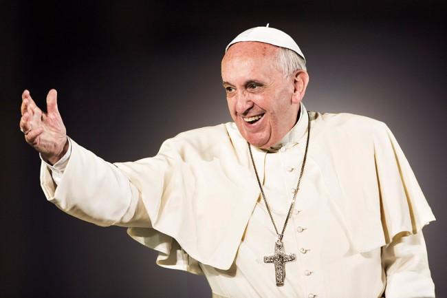 Puzzle Clementoni Papa Francisco de 500 Piezas