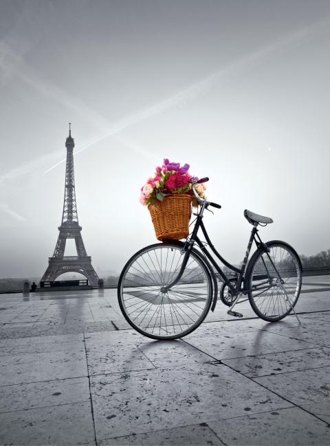 Puzzle Clementoni Paseo Romántico por París de 500 Piezas