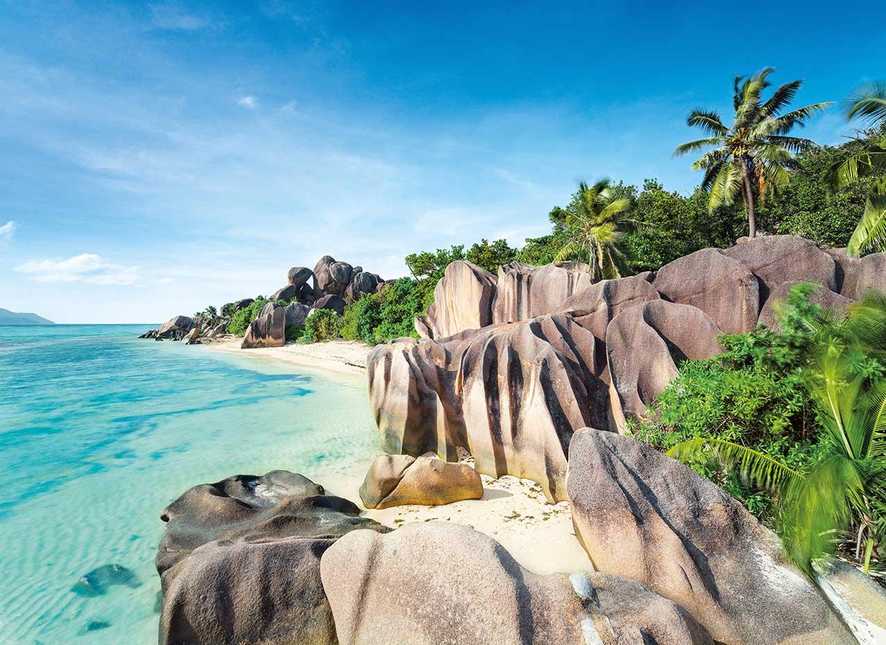 Puzzle Clementoni Playa Paraiso de 1000 Piezas