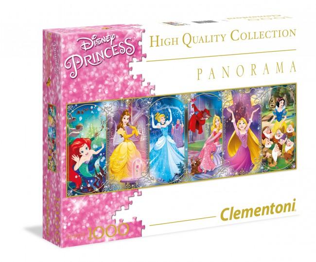 Puzzle Clementoni Princesas Disney de 1000 Piezas