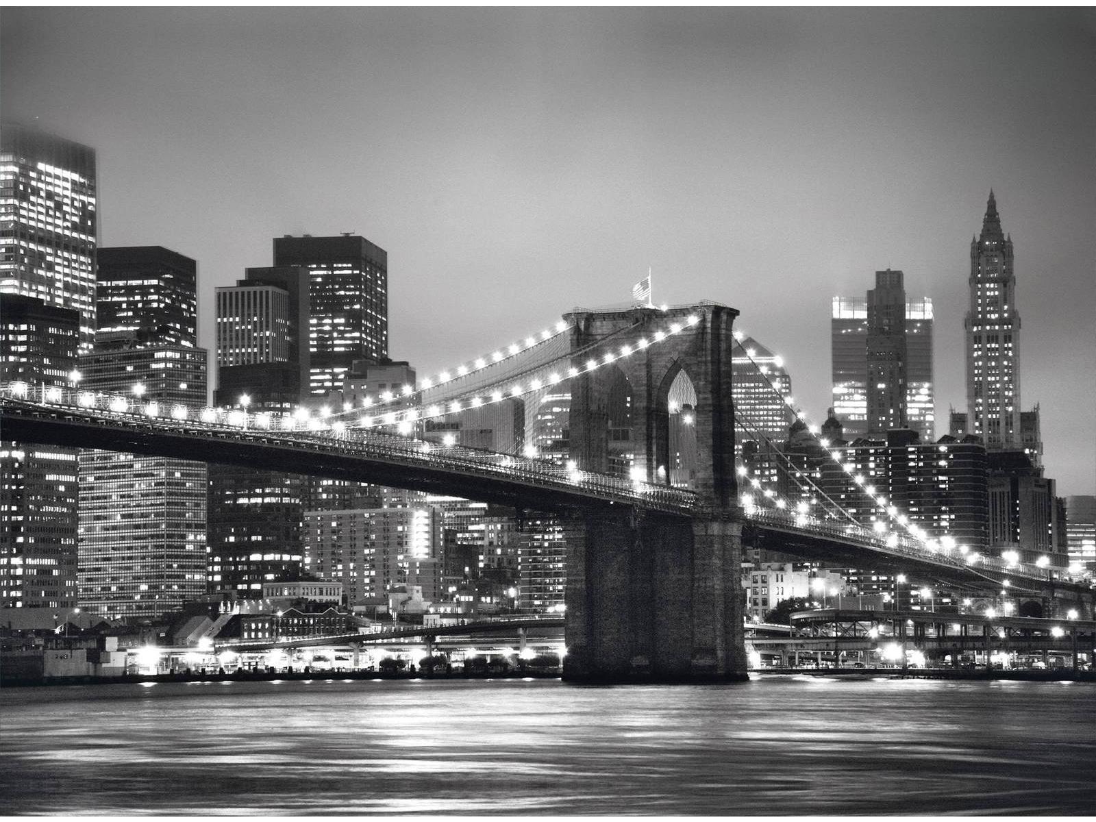 Puzzle Clementoni Puente de Brooklyn, Nueva York de 500 Piezas