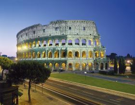 Puzzle Clementoni Roma - Coliseo de 1000 Piezas