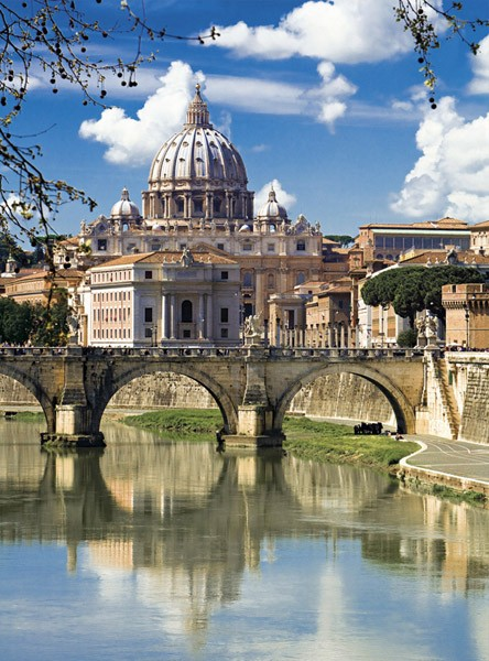 Puzzle Clementoni Roma de 500 Piezas