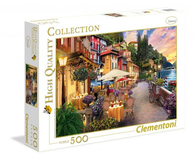 Puzzle Clementoni Soñando en Monte Rosa de 500 Piezas