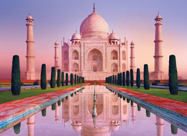 Puzzle Clementoni Taj Mahal de 1000 Piezas