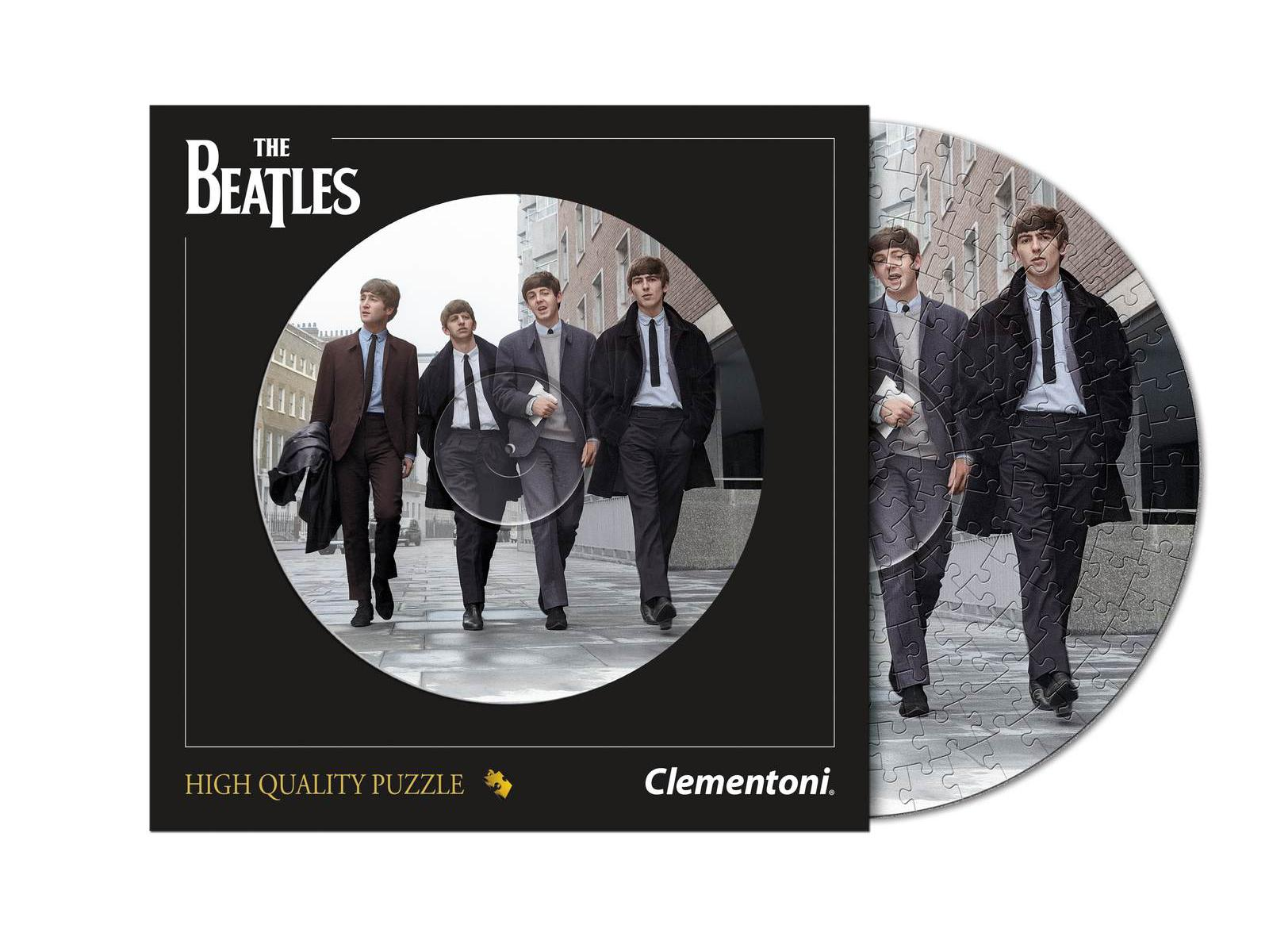 Puzzle Clementoni The Beatles, Can`t  Buy Me Love de 212 Piezas