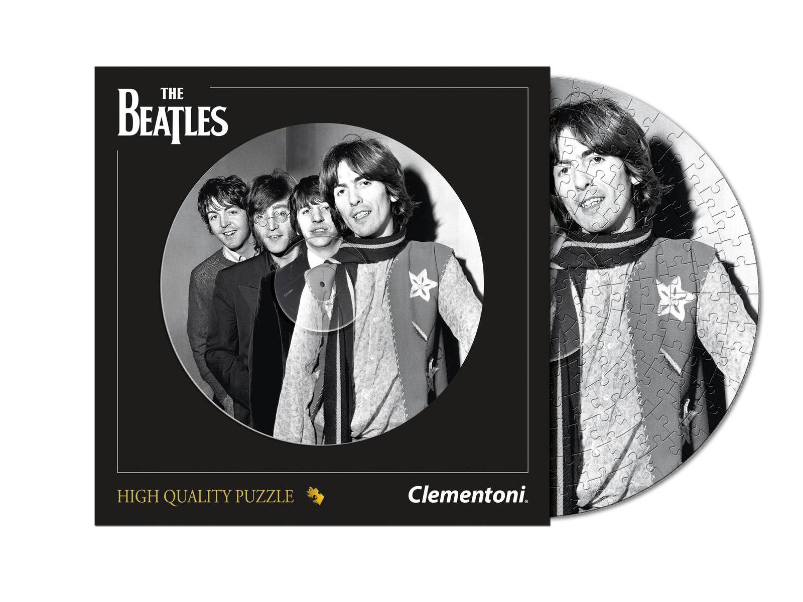 Puzzle Clementoni The Beatles, Helter Skelter de 212 Piezas