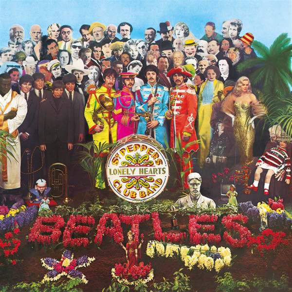 Puzzle Clementoni The Beatles, Pepper´s Lonely Hearts Club Band