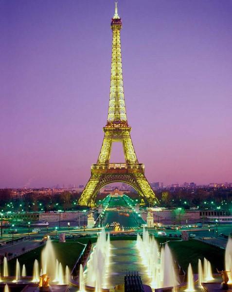 Puzzle Clementoni Torre Eiffel, París de 1000 Piezas