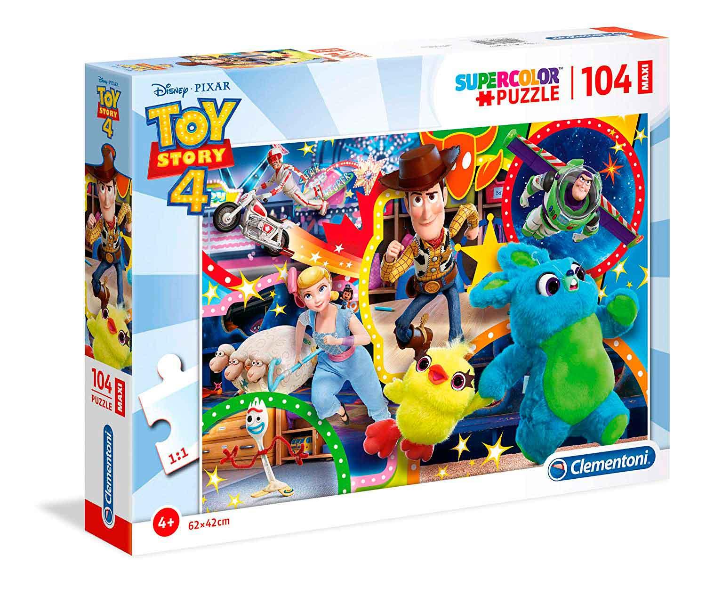 Puzzle Clementoni Toy Story 4 Maxi 104 Piezas