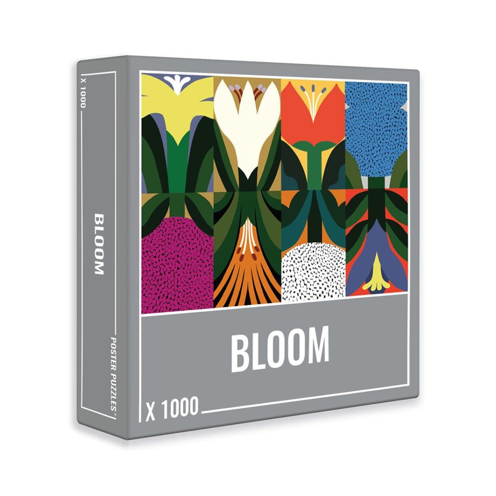 Puzzle Cloudberries Bloom de 1000 Piezas