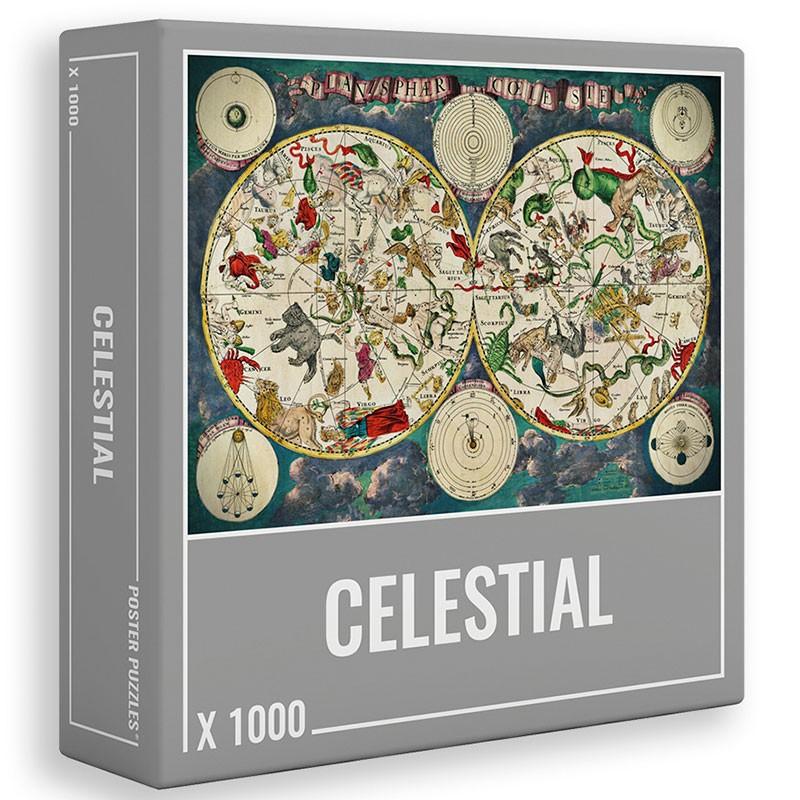 Puzzle Cloudberries Celestial de 1000 Piezas