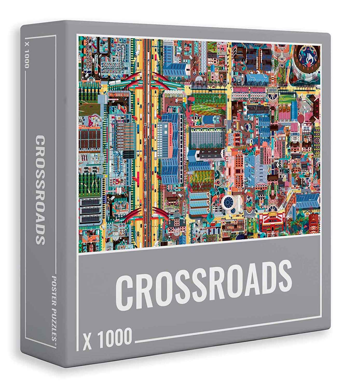 Puzzle Cloudberries Croosroads de 1000 Piezas
