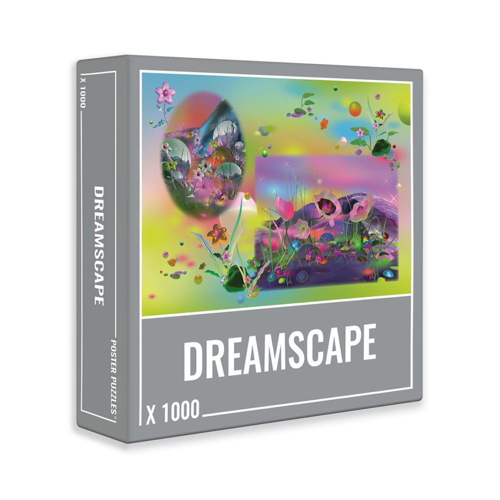 Puzzle Cloudberries Dreamscape de 1000 Piezas