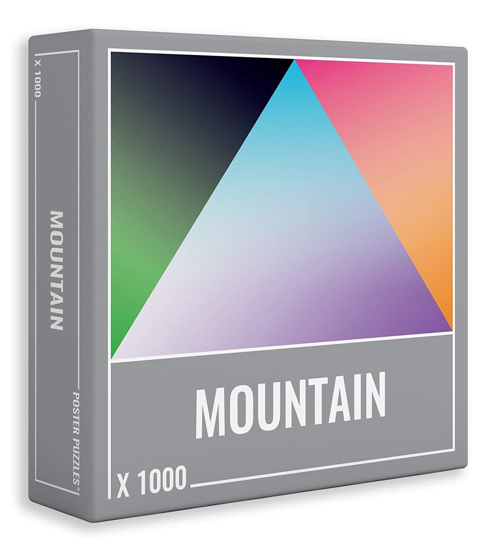 Puzzle Cloudberries Mountain de 1000 Piezas
