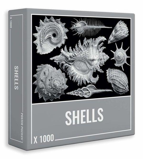 Puzzle Cloudberries Shells de 1000 Piezas