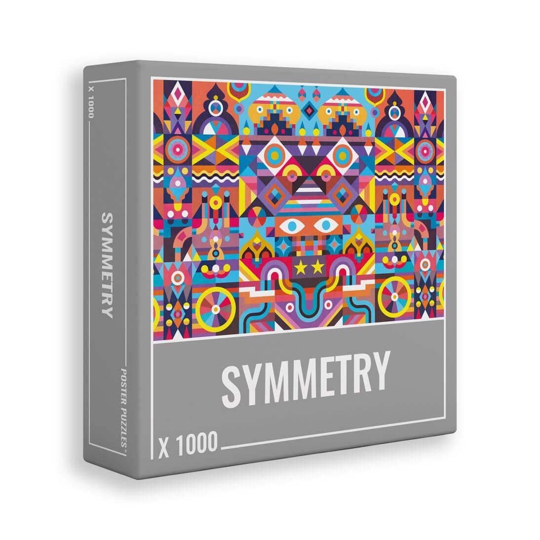 Puzzle Cloudberries Symmetry de 1000 Piezas