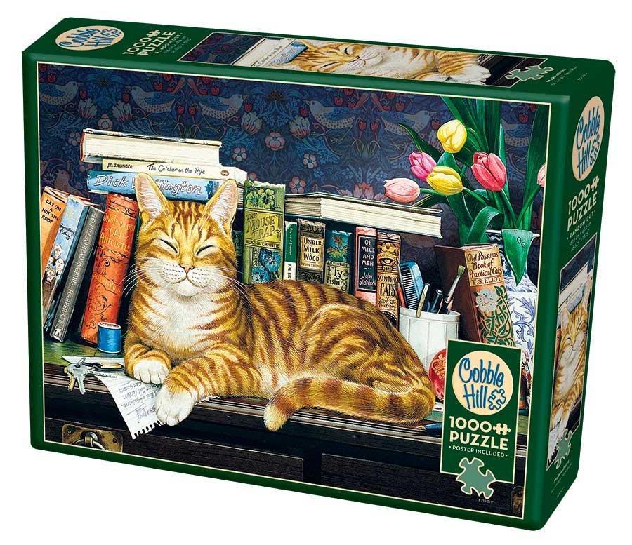 Puzzle Cobble Hill El Gato Marmaduke de 1000 Piezas
