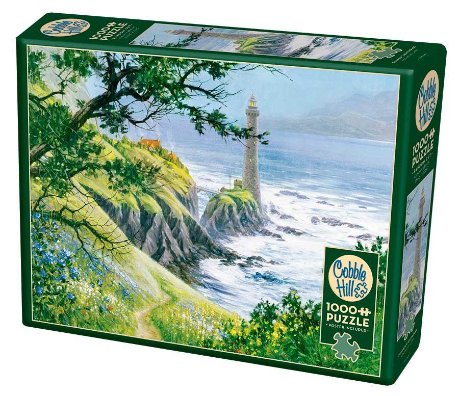 Puzzle Cobble Hill Faro de Verano de 1000 Piezas