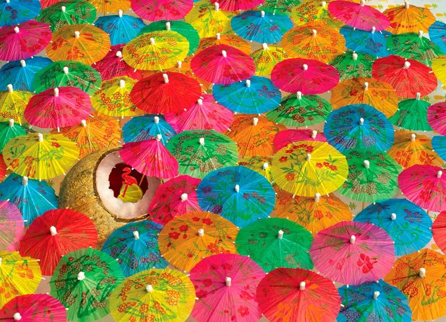 Puzzle Cobble Hill La lima en el Coco de 1000 Piezas